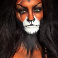 Not your average Disney princess look! Woman transforms herself into fictional characters and villains with make-up, and the results go viral all over the world